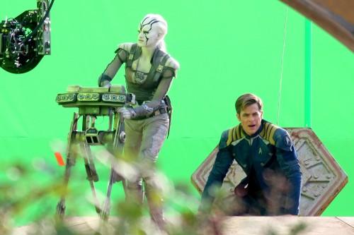 Star Trek Beyond Set Image #4