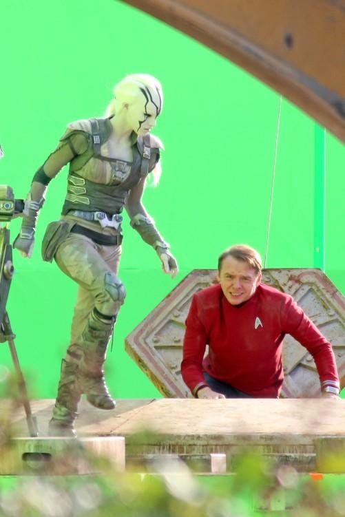 Star Trek Beyond Set Image #6