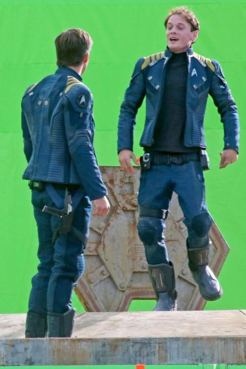 Star Trek Beyond Set Image #8
