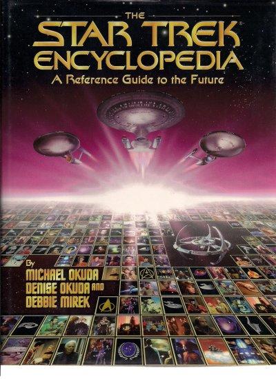 Star Trek Encyclopedia VOL1