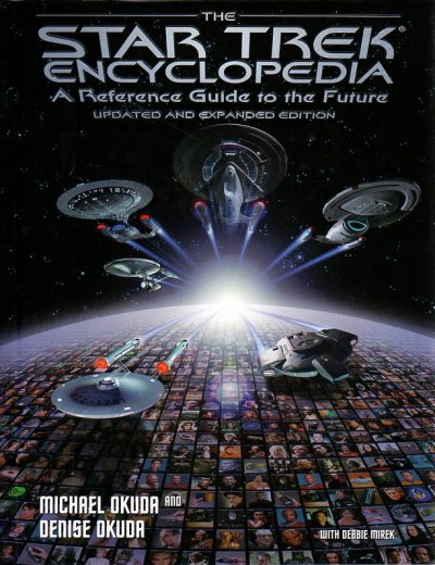 Star Trek Encyclopedia VOL2
