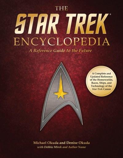 Star Trek Encyclopedia VOL4