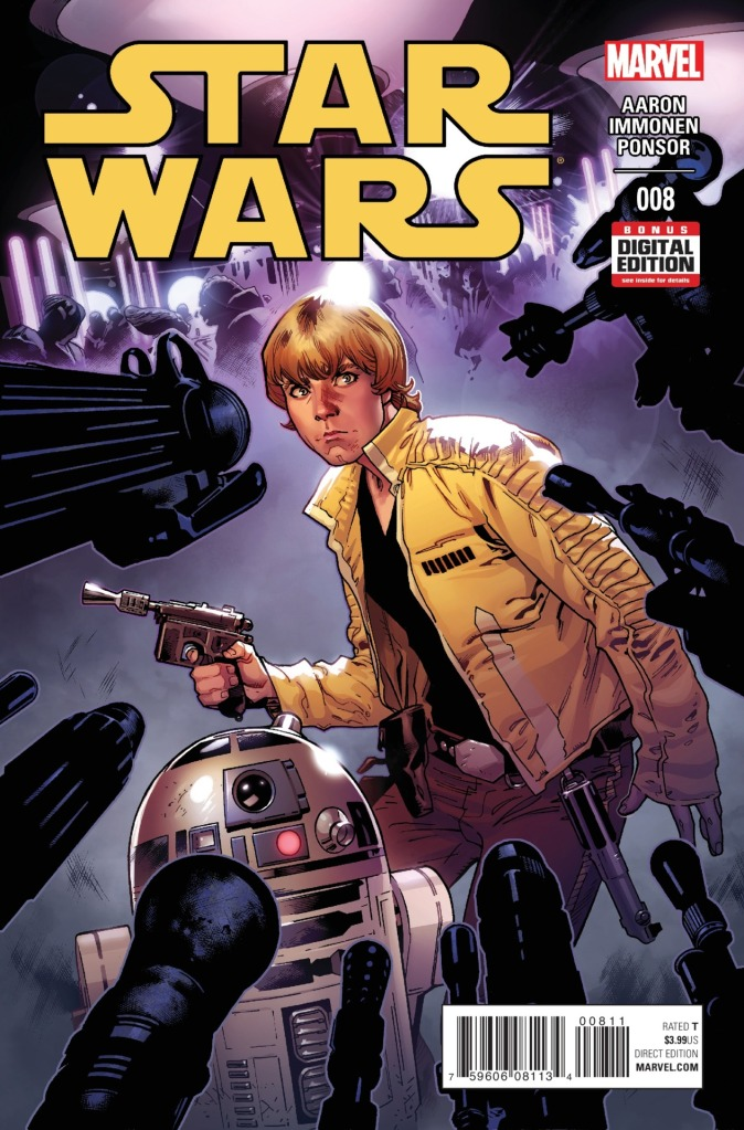 Star Wars #8 Cover 1