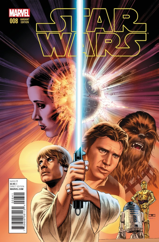Star Wars #8 Cover 4