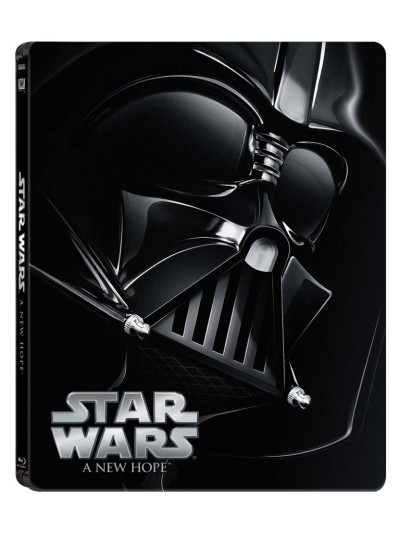 Star Wars A New Hope Blu-ray