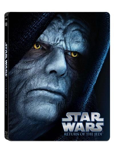 Star Wars Return of the Jedi Blu-ray