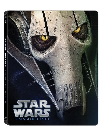 Star Wars Revenge of the Sith Blu-ray