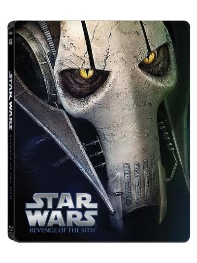 Star Wars Revenge of the Sith Blu-ray