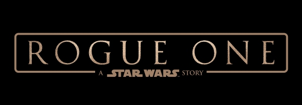 Star Wars Rogue One Title Logo Image