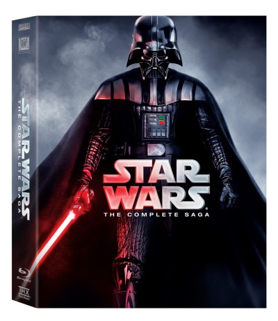 Star Wars Saga Blu-ray