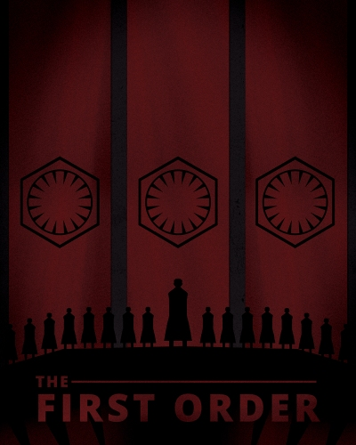 Star Wars The First Order by Troy David Millhoupt Troy David Designs