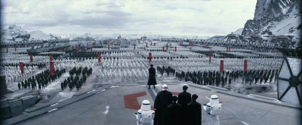Star Wars The Force Awakens First Order