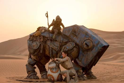 Star Wars The Force Awakens Still #1