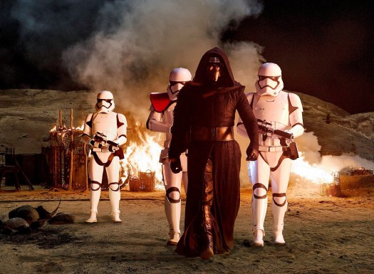 Star Wars The Force Awakens Still #3