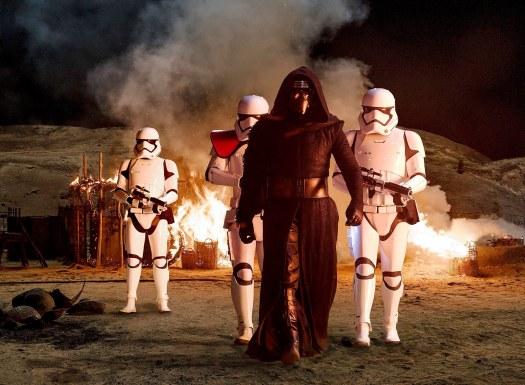 Star Wars The Force Awakens Still #3