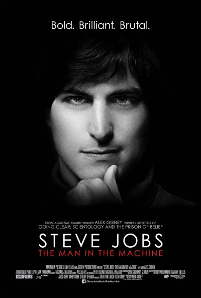 Steve Jobs Man in the Machine Poster #2