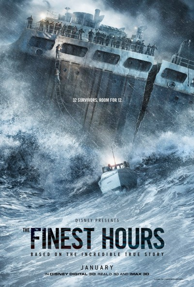 The Finest Hours Poster #1