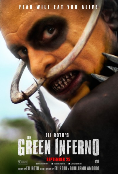 The Green Inferno Poster #2