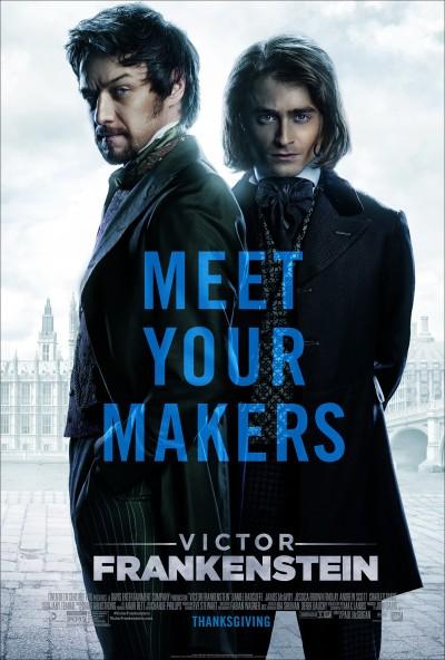 Victor Frankenstein Poster #1