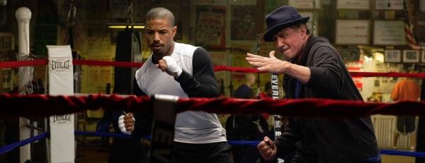 Creed Movie Image
