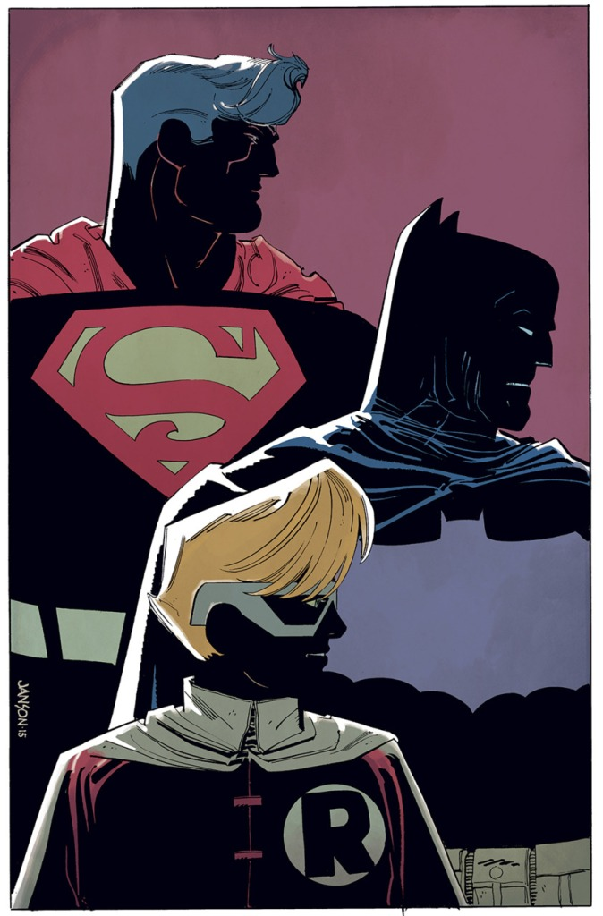 Dark Knight III The Master Race Variant Cover #1
