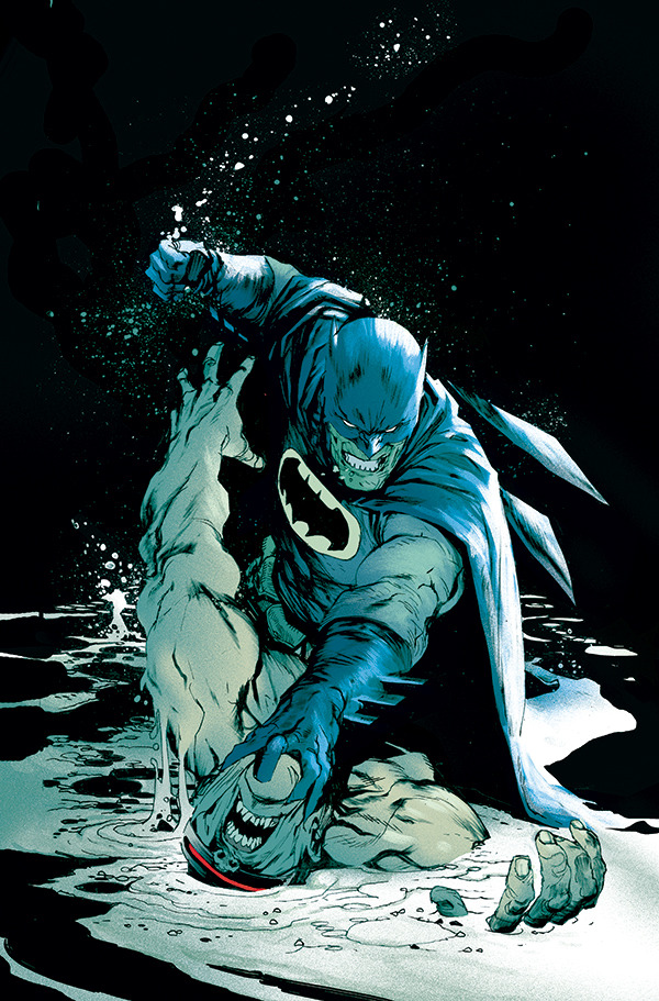 Dark Knight III The Master Race Variant Cover #3