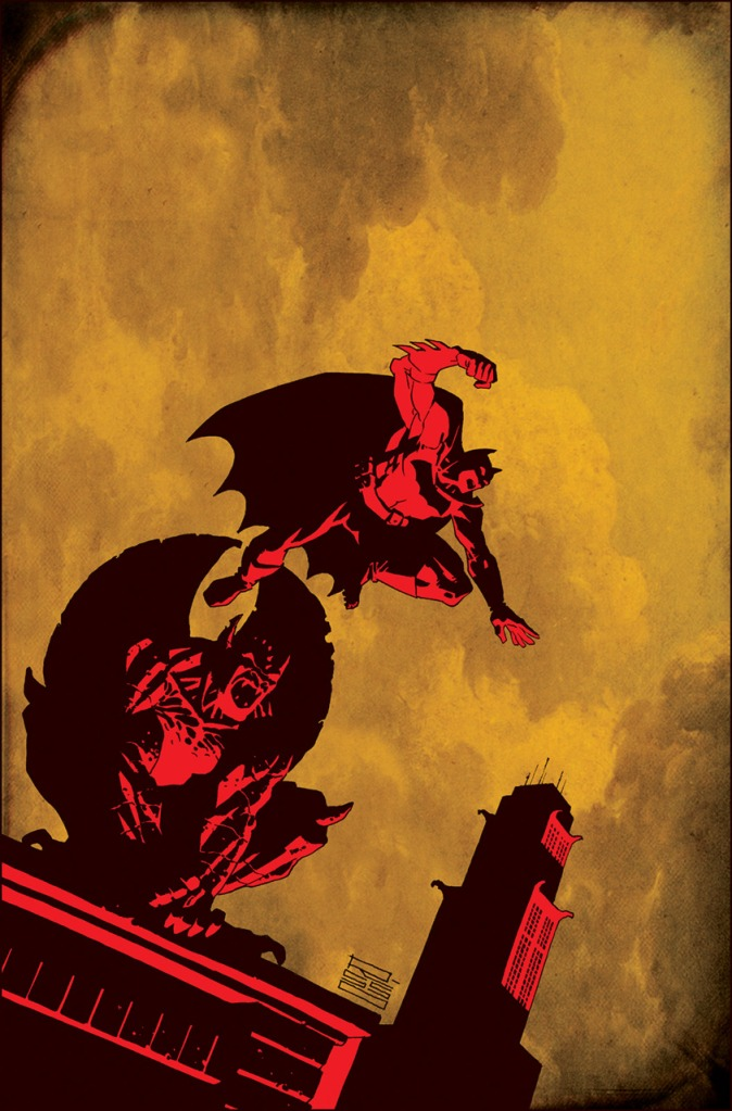 Dark Knight III The Master Race Variant Cover #4