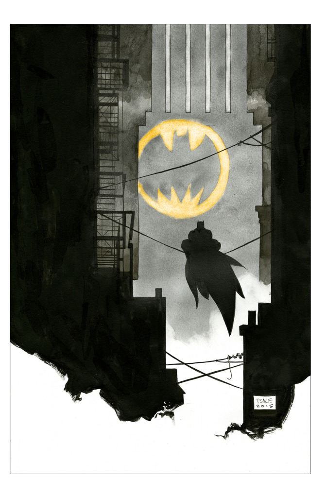 Dark Knight III The Master Race Variant Cover #7