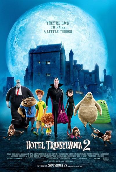 Hotel Transylvania 2 Poster #5