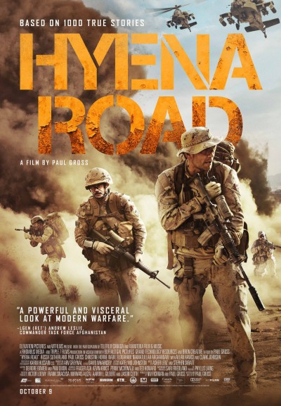 Hyena Road Poster #2