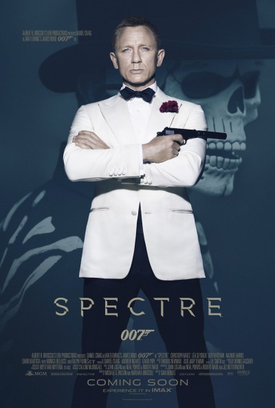 Spectre Poster #4