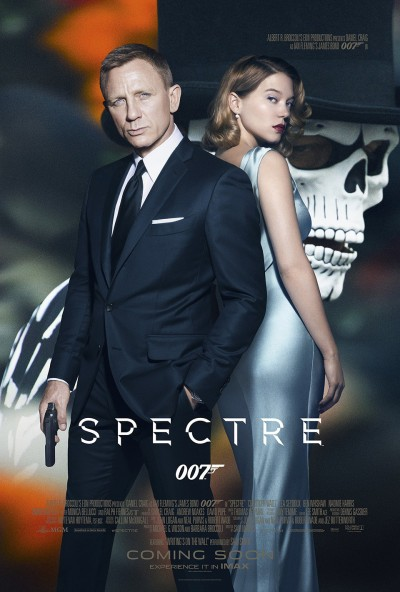 Spectre Poster #5