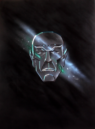 Star Trek III Search For Spock Poster Design #1