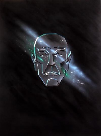 Star Trek III Search For Spock Poster Design #1