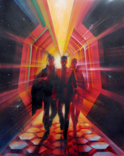 Star Trek The Motion Picture Poster Design #2