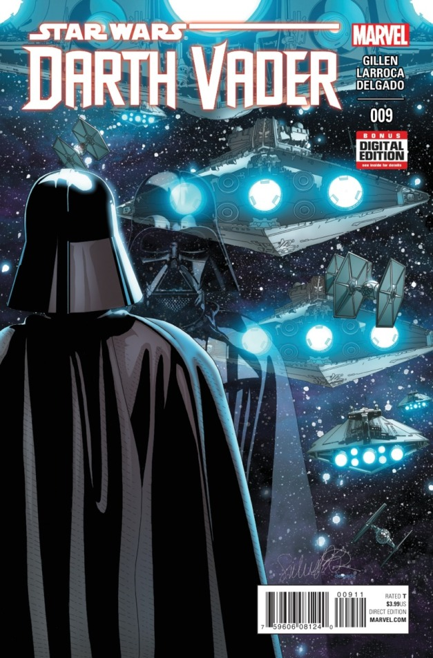 Star Wars Darth Vader #9 Cover A