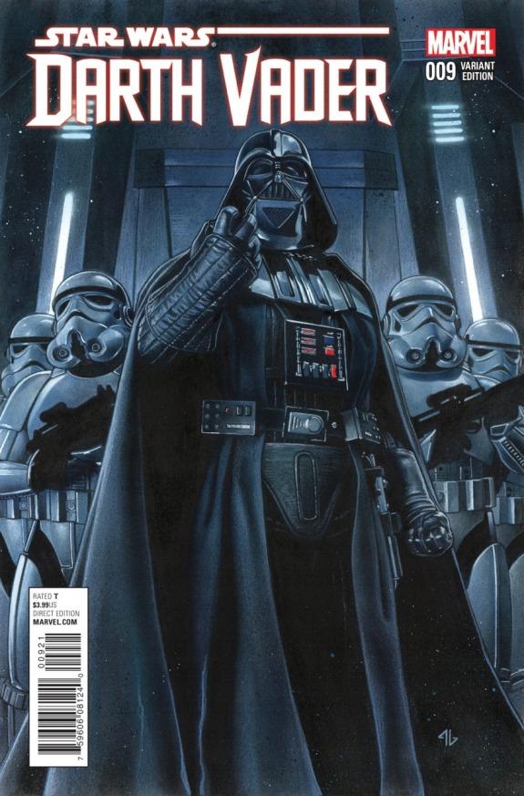 Star Wars Darth Vader #9 Cover B