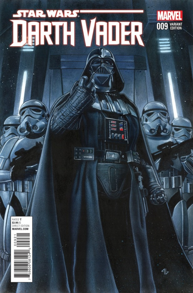 Star Wars Darth Vader #9 Cover B