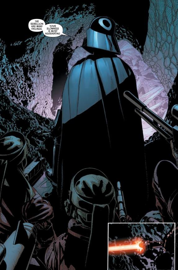Star Wars Darth Vader #9 Page 3