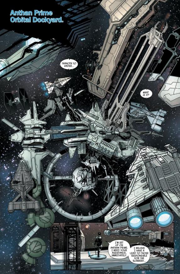 Star Wars Darth Vader #9 Page 4