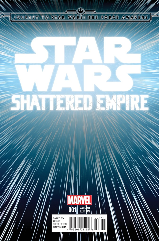 Star Wars Shattered Empire Cover B