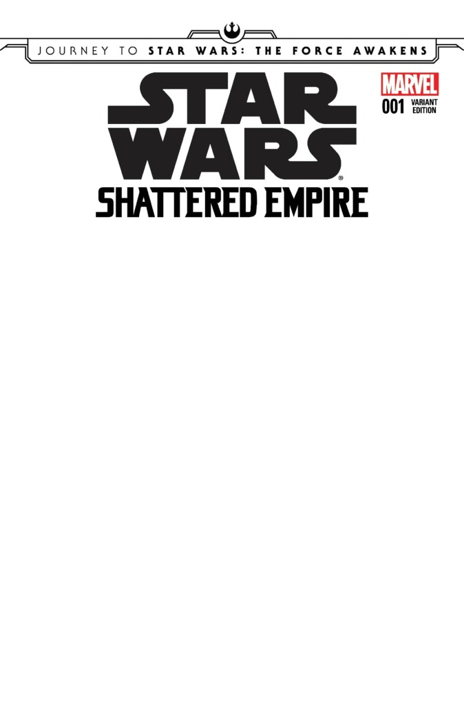 Star Wars Shattered Empire Cover D