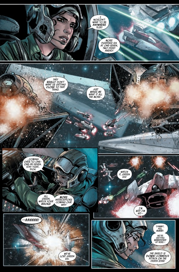Star Wars Shattered Empire Page 1