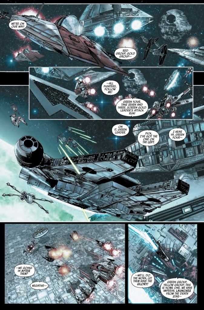 Star Wars Shattered Empire Page 2