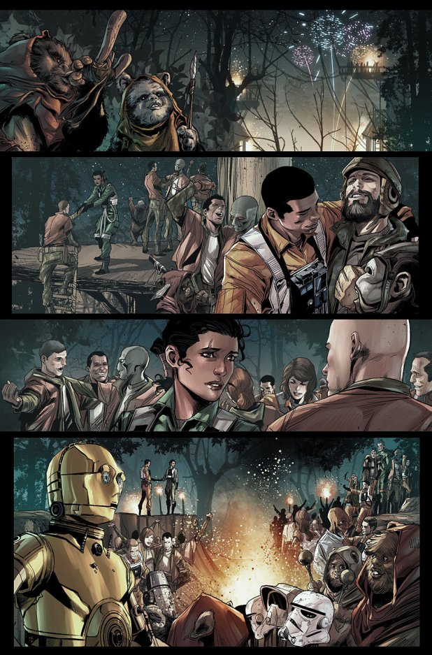 Star Wars Shattered Empire Page 4