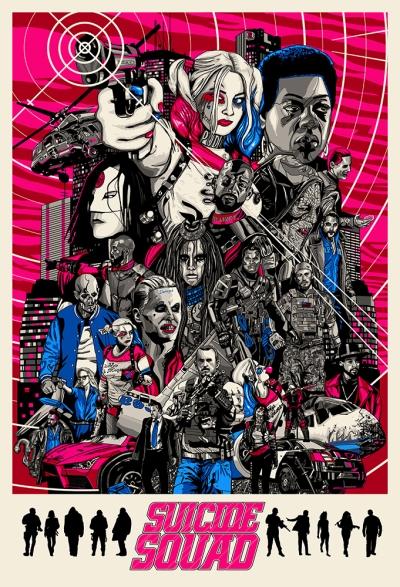 Suicide Squad Fant Art #1