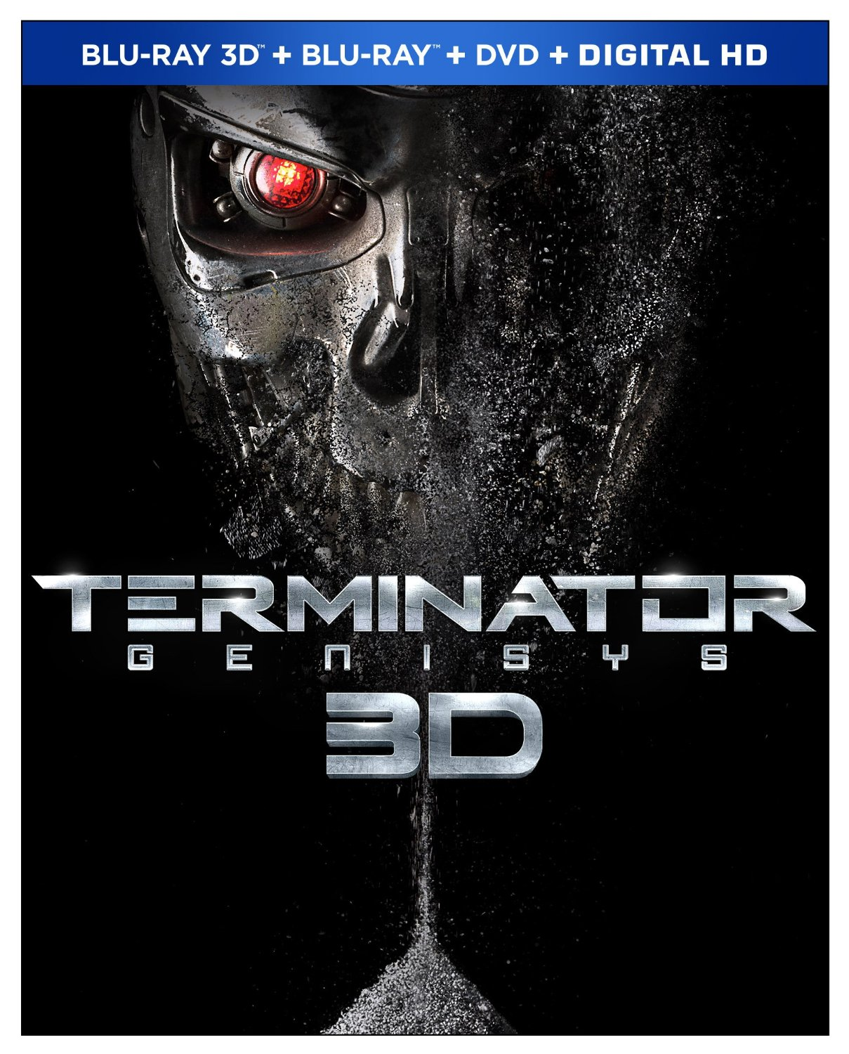 terminator genisys blu ray dvdreggie 39 s. Black Bedroom Furniture Sets. Home Design Ideas