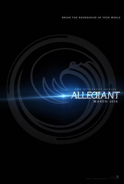 The Divergent Series Allegiant Poster #1