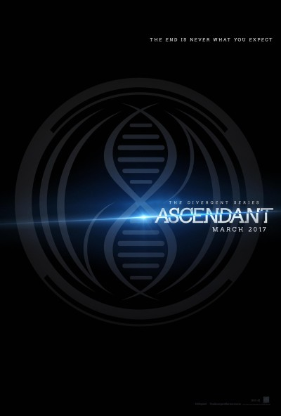 The Divergent Series Ascendant Poster #1
