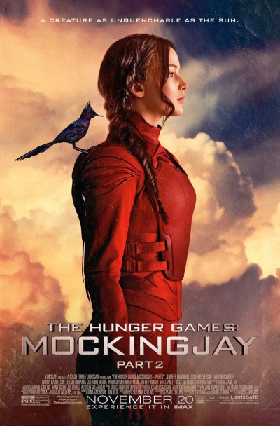 The Hunger Games Mockingjay Part 2 Poster #20